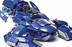 december 2016 week 1 b halo covenant wraith ambush playset Halo Action Figures, The Covenant, Building Toys, Legos, Hobbies, December, Amazon, Games, Lego