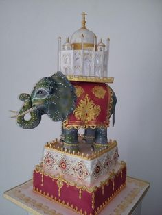 Indian style - Cake by Michela Dessi
