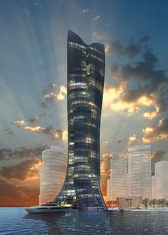 Developed as a prototypical design translating brand values into iconic architecture, Snowflake Tower in Abu Dhabi is the first in a series of towers located at strategically chosen locations around the world. http://www.l-a-v-a.net/projects/mswct-snowflake-tower-2/