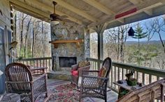 my dream screened in porch!