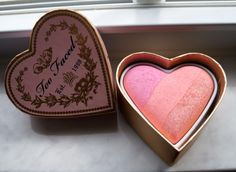 Too Faced Candy Glow perfect flush blush.