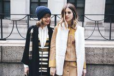 Street Style invitadas New York Fashion Week   Galería de fotos 17 de 31   GLAMOUR
