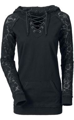 Lace Sleeve by Gothicana by EMP