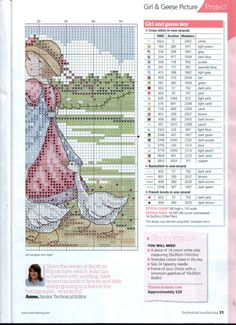 Gallery.ru / Фото #28 - The world of cross stitching 166 - tymannost