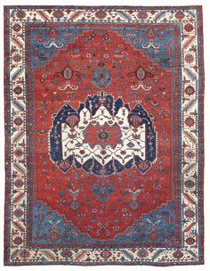 Serapi Antique Rugs