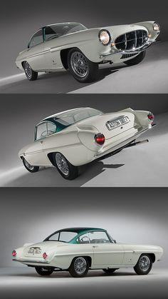 Aston Martin DB2/4 MkII Supersonic