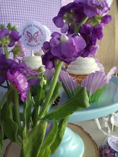 Butterfly Garden 2nd Birthday Party via Kara's Party Ideas | KarasPartyIdeas.com (17)