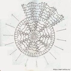 images attach c 8 101 245 Crochet Doily Rug, Crochet Doily Diagram, Crochet Dollies, Crochet Circles, Crochet Doily Patterns, Crochet Round, Crochet Chart, Crochet Squares, Crochet Home