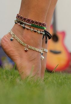 Fairtrade Indian Anklet