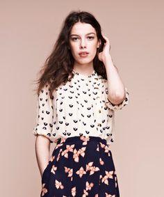 Not Into Ladylike Style? You'll Still Love This Lauren Moffatt Lookbook #refinery29