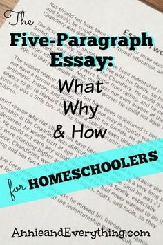 Trying to teach the five-paragraph essay in your homeschool? Trying to teach the five-paragraph essay in your homeschool? Writing Test, Writing Curriculum, Writing Lessons, Teaching Writing, Homeschool Curriculum, Essay Writing, Paragraph Writing, Writing Activities, Writing Lab