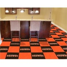Off NFL Dallas Cowboys 18 Inch Carpet Tiles by Fan Mats. for sports themed rooms or gyms. tiles + edges/corners per box, 10 logo tiles and 10 solid tiles. Auburn Tigers, Detroit Tigers, Dallas Cowboys, Houston Texans, Cowboys Football, Football Team, Alabama Football, Football Season, Steelers Team
