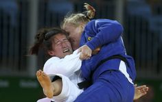 Judo - Women -78 kg Repechage Contests