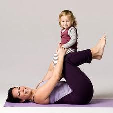 Unique Workouts to Lose the Baby Weight