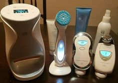 Nu Skin, Oily Skin, Facial Treatment, Skin Treatments, Galvanic Spa, Body Spa, Younger Looking Skin, Atkins Diet, Skin Care