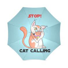 Sara the Sarcastic Cat Stop Cat Calling Canvas Tote Bag Cat Umbrella, Canvas Tote Bags, Cats, Artist, Animals, Collection, Gatos, Animaux, Animales