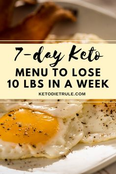 Thinking of starting the keto diet? As with any restrictive low-carb diet, keto or ketogenic diet comes with a set of challenges and list of foods to eat and not to eat. This keto diet menu has all you need to drive and keep your body in the state of Keto Diet Plan, Diet Meal Plans, Easy Low Carb Meal Plan, Low Carb Diet Menu, Easy Keto Meal Plan, Atkins Diet, No Carb Meal Ideas, High Carb Meals, 4 Week Diet Plan