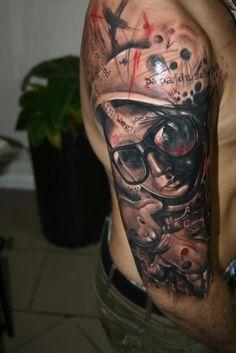 Tattoo-Foto: Mein Sohn