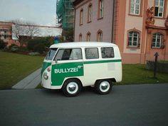 VW Bus T1 Typ 23 gekürzt Bullyzei