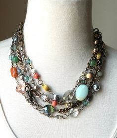 Helena Necklace...a bit out of my price range but super cute!