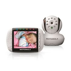 MBP36 Remote Wireless Video Baby Monitor by Motorola