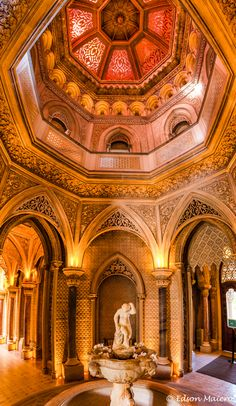 Monserrate Palace, Sintra - Portugal