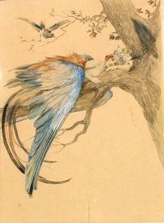 Blue Bird    Sergei Solomko