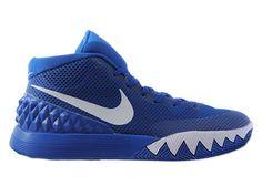Nike Kyrie(Kyrie Irving) Chaussures de Basketball Nike Officiel Pour Homme  Bleu - Blanc 705277-418 3859520e525e