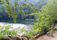 Telaga Sarangan, Tawangmangu~ Central Java, Indonesia