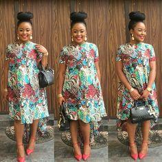 African maternity wear. Beautiful!