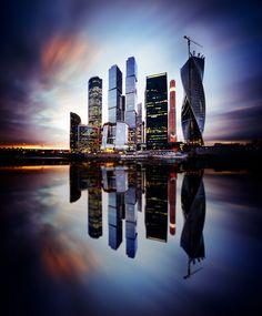 Moscow Downtown, Russia – Amazing Pictures - Amazing Travel Pictures with Maps for All Around the World