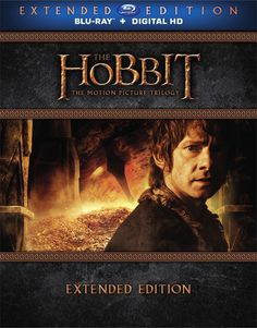 The Hobbit: The Motion Picture Trilogy (Extended Edition)(2012-2014) Blu-ray