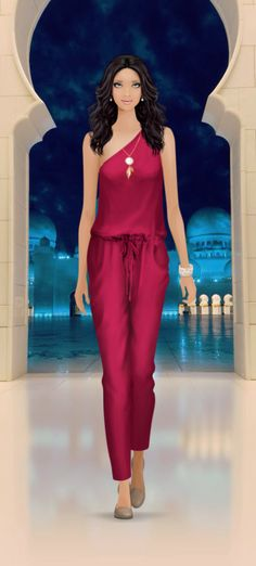 Fashion Game Arabian Nights