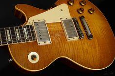Gibson Les Paul Standard Sunburst (1960): Detail-Bilder