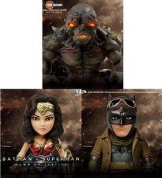 Kids Nations - DC02 - Batman v Superman: Dawn Of Justice - Set of 3