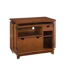 Home Styles Arts And Crafts Compact Office Cabinet | Wayfair