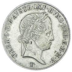 20 Kreuzer 1843 M