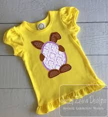 easter applique designs – Vyhľadávanie Google Embroidery Designs, Applique Designs, Embroidery Applique, Machine Embroidery, Design Girl, Satin Stitch, Spring, Super Cute, Rompers