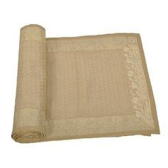 Dining Table Runner in Brocades Handmade Home Furnishings India 139 x 33 Cms