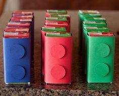 Feliz tonto Sweet: Ideas de la fiesta de cumpleaños de Lego