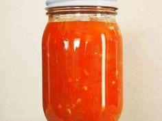 【ビン詰め保存】基本のトマトソースの画像