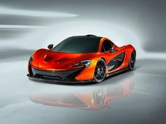 McLaren P1 Supercar - Quattroruote Loves