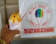 Waiola Shave Ice - The Best Shave Ice in Hawaii!
