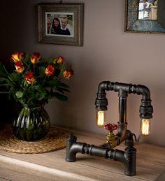 ALIACE fait main en Angleterre Table lampe par LuxmaLtd sur Etsy