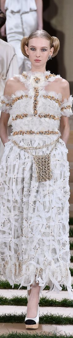 Chanel spring 2016 Couture