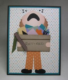 Happy Retirement! by virgo5 - Cards and Paper Crafts at Splitcoaststampers