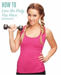 Lauren Conrad's Advice on How to Love the Body You Have Take the time to read this ladies it's definitely worth your time!