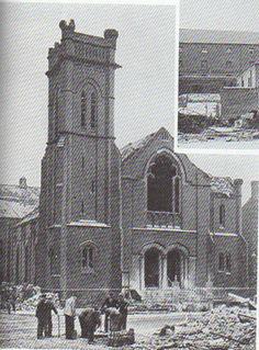 Belfast Blitz Then & Now - Second World War in Northern Ireland