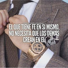 Get in touch with Mentes Millonarias ( — 21 answers, 11655 likes. Ask anything you want to learn about Mentes Millonarias by getting answers on ASKfm. Inspirational Phrases, Motivational Quotes, Mentor Of The Billion, Fight For Your Dreams, Good Sentences, Millionaire Quotes, Personal Goals, Steve Jobs, Spanish Quotes
