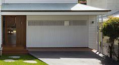 Garage Detail Tim Stewart Architects